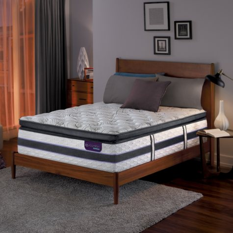 Serta iComfort Hybrid HB700Q Super Pillowtop SmartSupport California King Mattress