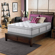 Serta Perfect Sleeper Dunway Plush Super Pillowtop California King Mattress Set