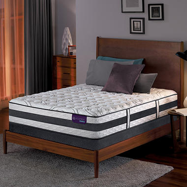 Serta iComfort Hybrid Limited Edition Luxury Firm Queen Mattress Set (Club Pickup)