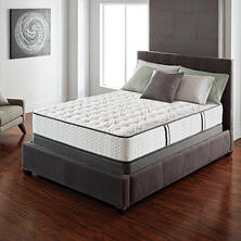 Serta Lux Suite Firm Full Mattress Set