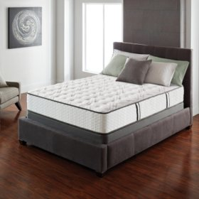Serta Lux Suite Firm California King Mattress Set