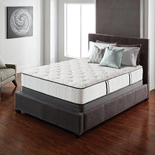 Serta Lux Suite Cushion Firm California King Mattress Set