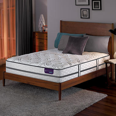 Serta iComfort Hybrid Vantage II Plush Low-Profile California King Mattress Set