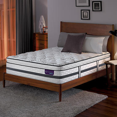 Serta iComfort Hybrid Merit II Super Pillowtop Twin XL Mattress Set
