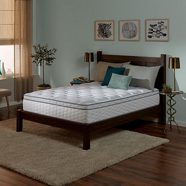 Bon Serta Perfect Sleeper Wynstone II Cushion Firm Eurotop California King  Mattress
