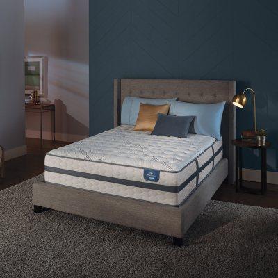 Serta Perfect Sleeper Luxury Hybrid Oakbridge II Firm Queen