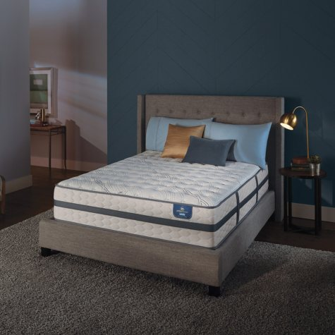 Serta Perfect Sleeper Luxury Hybrid Oakbridge II Firm Queen Mattress