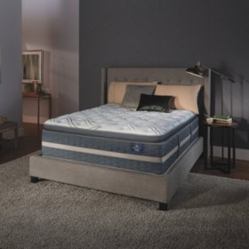 Serta Perfect Sleeper Luxury Hybrid Elmridge Super Pillowtop King Mattress