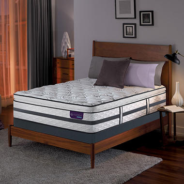 Serta iComfort Hybrid Limited Edition Super Pillowtop Twin XL Mattress Set
