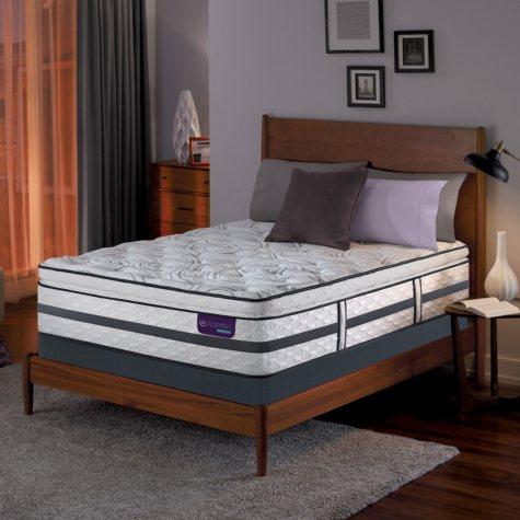 Serta iComfort Hybrid Limited Edition Super Pillowtop Twin XL Mattress Set
