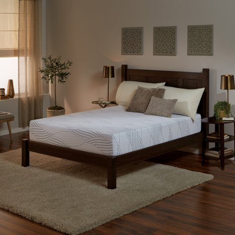 Serta Sleep Excellence Avesta II Firm California King Mattress