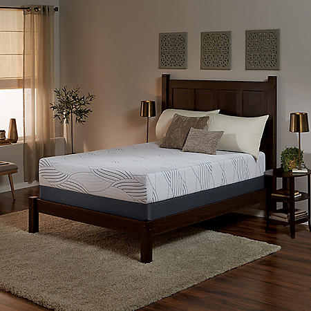 Serta Sleep Excellence Avesta II Firm King Mattress Set