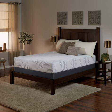 Serta Sleep Excellence Avesta II Firm Full Mattress Set