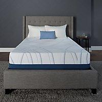 Serta Sleeptogo 12 Gel Memory Foam Luxury Queen Mattress