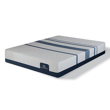 Serta iComfort Blue 300 Firm Gel Memory Foam Full Mattress