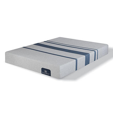 Serta Icomfort Blue 100 Gentle Firm Gel Memory Foam King Mattress