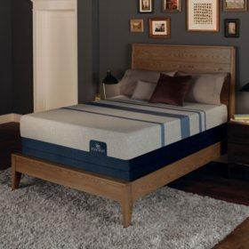 Serta iComfort Blue Max 1000 Cushion Firm Gel Memory Foam King Mattress Set