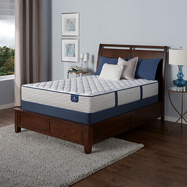 Serta Perfect Sleeper Castleview Limited Edition Firm Queen Mattress Set