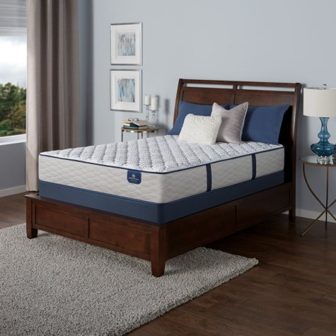 Serta Perfect Sleeper Castleview Limited Edition Firm Twin Mattress Set