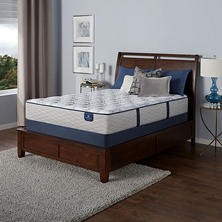 Serta Perfect Sleeper Castleview Limited Edition Plush Full Mattress Set