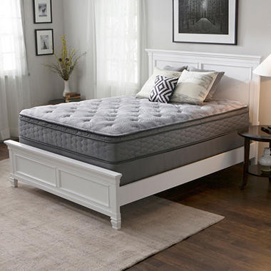 Serta Perfect Sleeper Woodbriar 3 Series Cushion Firm King Mattress Set Sam S Club