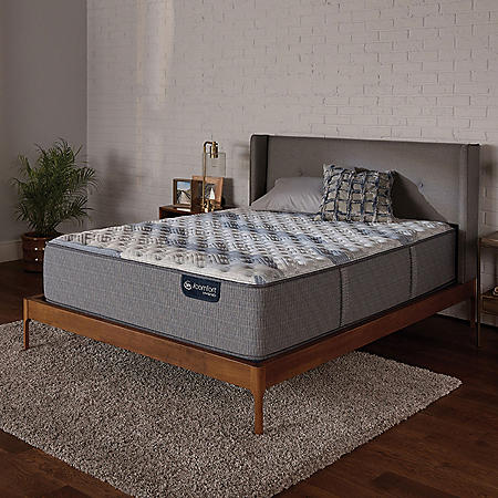 Serta iComfort Blue Fusion 100 Firm Hybrid Full Mattress