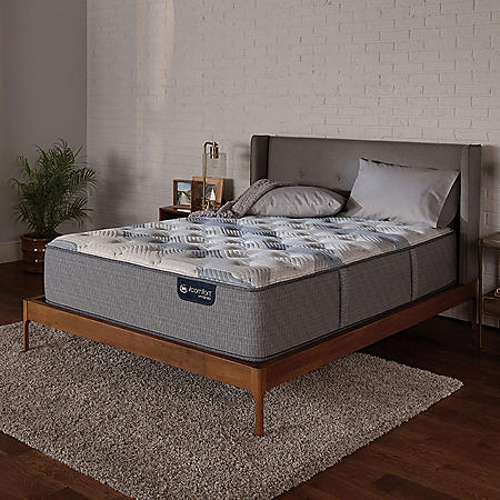 Serta iComfort Blue Fusion 200 Plush Hybrid Twin XL Mattress