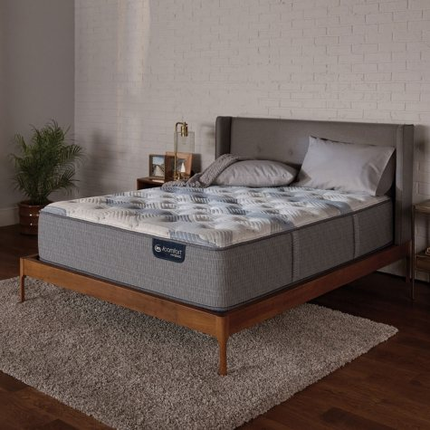 Serta iComfort Blue Fusion 200 Plush Hybrid Full Mattress