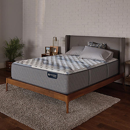 Serta iComfort Blue Fusion 500 Extra Firm Hybrid King Mattress