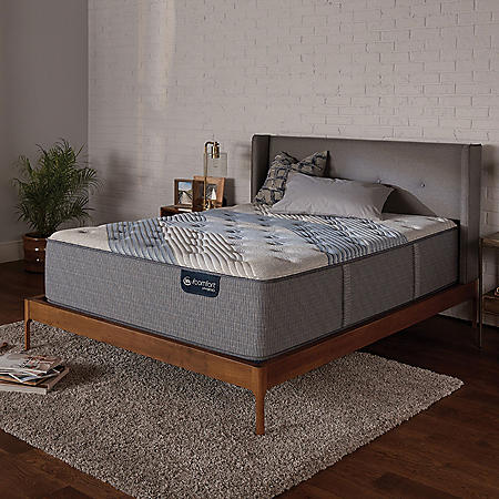 Serta iComfort Blue Fusion 1000 Luxury Firm Hybrid King Mattress