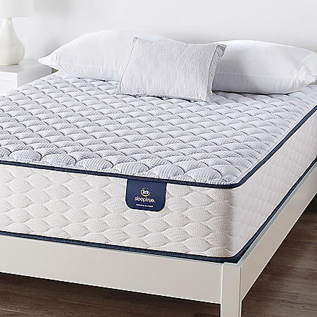 Serta Perfect Sleeper Brindale Ii Firm Twin Mattress Sam