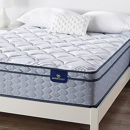 Serta Perfect Sleeper Ashbrook Eurotop Plush Mattress (Various Sizes) - Club Pickup