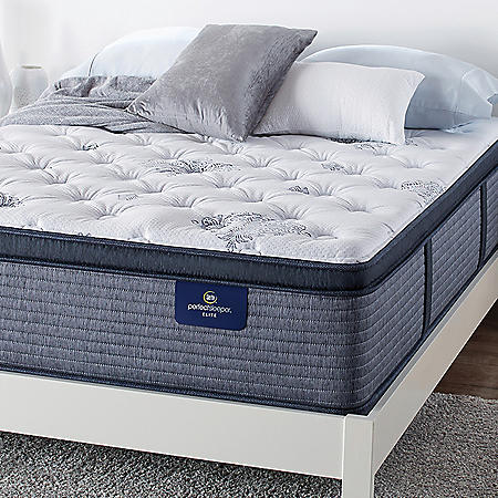 Serta Perfect Sleeper Glenmoor 2.0 Pillowtop Mattress (Club Pickup)