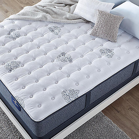 Serta Perfect Sleeper Oakbridge 3.0 Firm Full Mattress Set