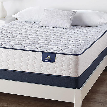 Serta Sleep True Brindale 3.0 Firm Full Mattress Set