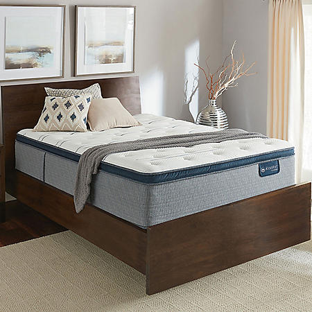 Serta iComfort Applause Limited Edition King Pillowtop Mattress