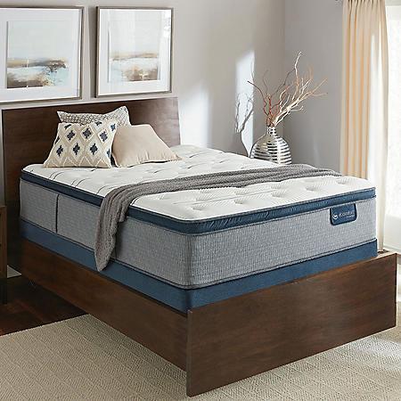 Serta iComfort Applause Limited Edition California King Pillowtop Mattress Set