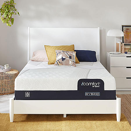iComfort by Serta CF1000 Hybrid Medium Queen Mattress