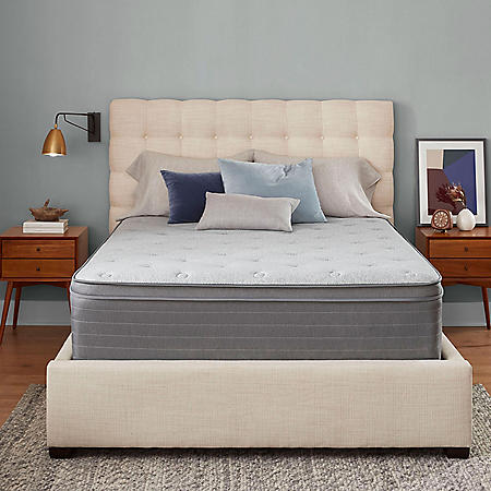 "Serta SleepToGo Hybrid 14"" Euro Top California King Mattress"