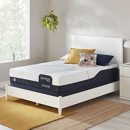 iComfort by Serta CF1000 Hybrid Medium California King Mattress Set