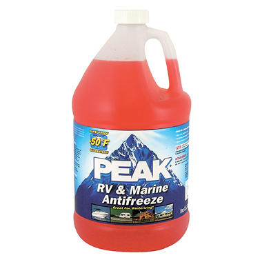 Peak RV & Marine Antifreeze - 1 gal.