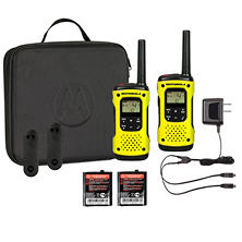 Motorola Talkabout T631 Two-Way Radio (2 pack)