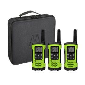 Motorola Talkabout T261TP Radio (3 Pack)