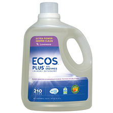Ecos Plus With Enzymes (210 HE loads, 210 fl. oz.)