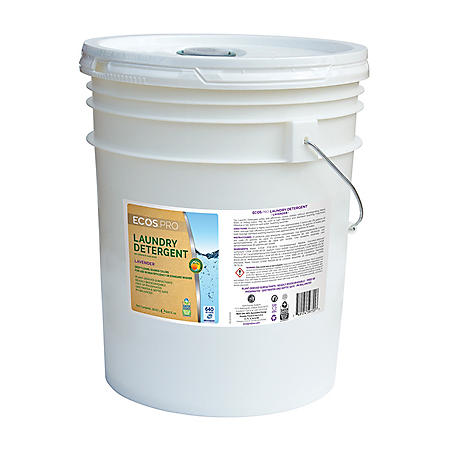 ECOS ProLine Liquid Laundry Detergent, Lavender scent, 5 gallon