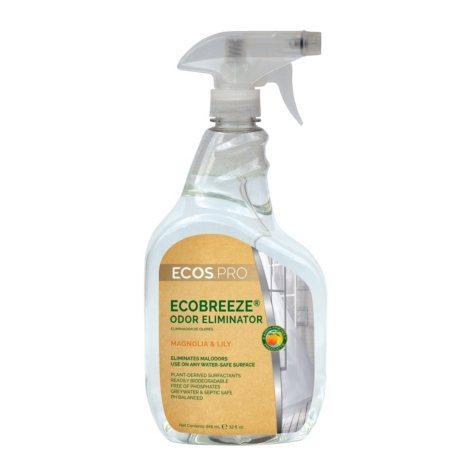ECOS Proline EcoBreeze Odor Eliminator with Magnolia & Lily Scent (32oz., 6ct.)