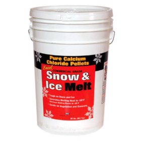 Excel Snow & Ice Melt - 50 lb. bucket