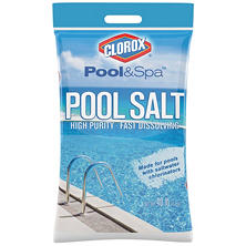 40 lb. Clorox Pool Salt Bag