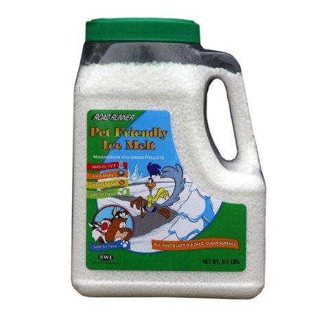 Road Runner Pet Friendly Ice Melt, 9.5 lbs.