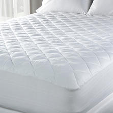 Eddie Bauer 300 Thread Count Egyptian Cotton Mattress Pad - Various Sizes